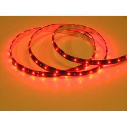 BANDE FLEXIBLE ADHESIVE 54 LEDS 90CM 24V ROUGE