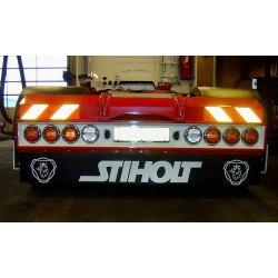 BAVETTE STIHOLT NOIRE 2500 x 380