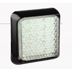 FEU ARRIERE CARRE 145 X 145 RECUL LEDS