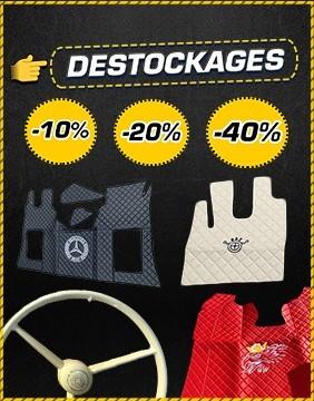 Accessoires et Promotions d'équipement intérieur pour Tuning de Camion