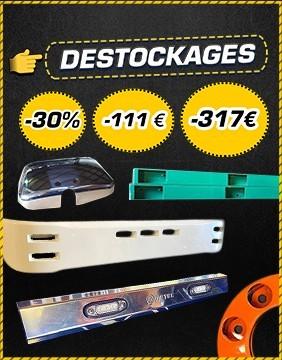 Accessoires et Promotions d'équipements extérieurs de Tuning de Camion