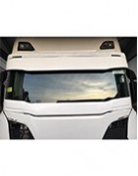 Rajouts de visières Polyester et Méthacrylate pour Tuning de Camions