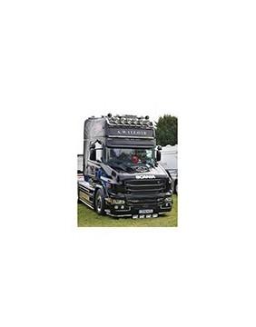 Visières de Camion Scania Type 143 pour Tuning de Poids-lourds