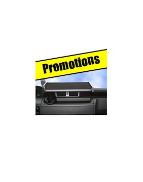 Tablettes en promotion pour le Tuning et la décoration de Camion