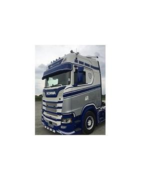 Visières de Camion Scania NTG, pour customisation de Poids-lourds