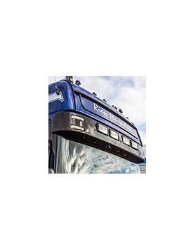 Visières de Camion Scania R, pour customisation de Poids-lourds
