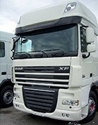 Visiere Daf Super Space Cab