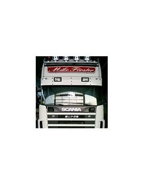 Visières de Camion Scania Série 4, pour customisation de Poids-lourds