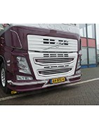 Calandre Volvo FH4 FH3 polyester