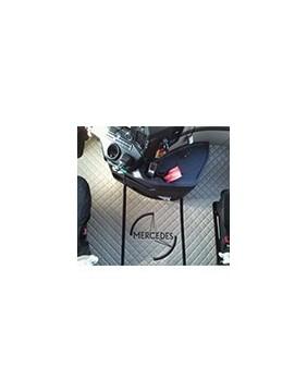 Capot Moteurs Mercedes et Tapis de sol - Accessoires pour Camion