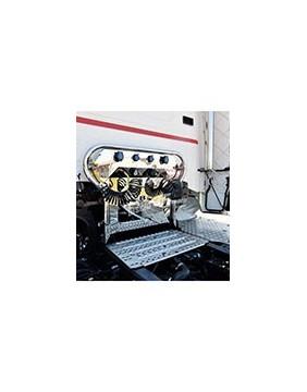 Accessoires inox en destockage pour le tuning de votre Camion
